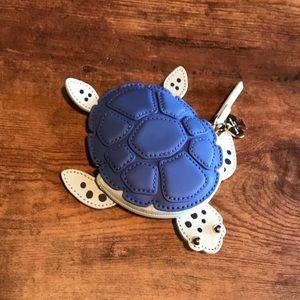Kate spade sea turtle coin purse
